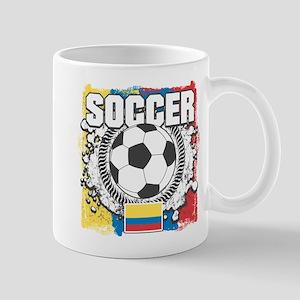 Columbia Soccer Mug