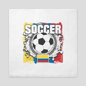 Columbia Soccer Queen Duvet