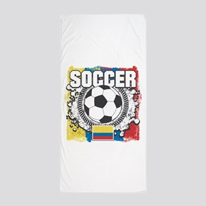 Columbia Soccer Beach Towel