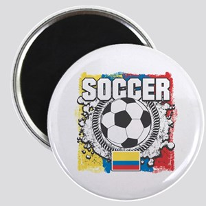 Columbia Soccer Magnet