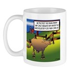 Environment Cartoon 9203 Mug