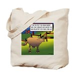 Environment Cartoon 9203 Tote Bag