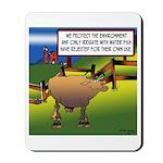 Environment Cartoon 9203 Mousepad