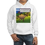 Environment Cartoon 9203 Hooded Sweatshirt