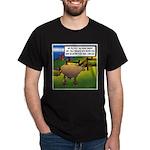 Environment Cartoon 9203 Dark T-Shirt