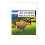 Environment Cartoon 9203 Postcards (Package of 8)