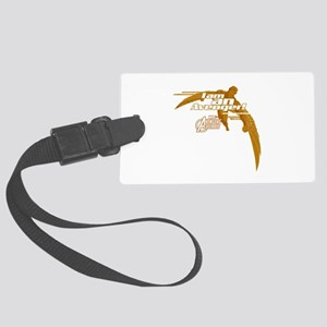 Avenger Falcon Large Luggage Tag