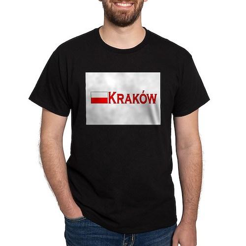 Krakow, Poland T-Shirt