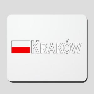 Krakow, Poland Mousepad