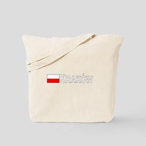 Krakow, Poland Tote Bag