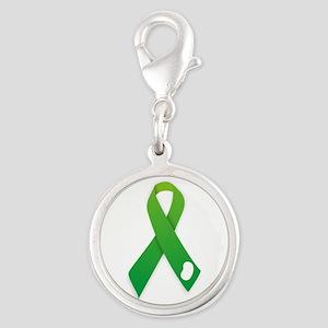 Green Ribbon Charms