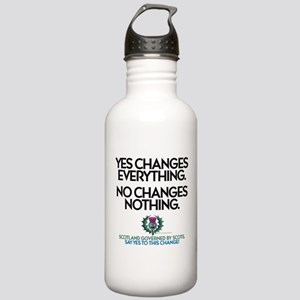 Changes Stainless Water Bottle 1.0L
