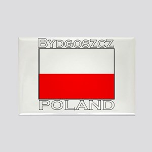 Bydgoszcz, Poland Rectangle Magnet