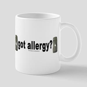 Allergy Moais Mug