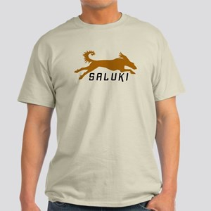 Gold Running Saluki Light T-Shirt