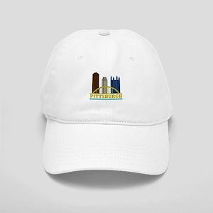 Pittsburgh Pennsylvania Skyline Cap