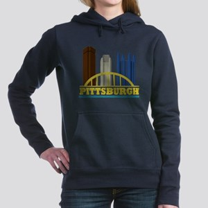 Pittsburgh Pennsylvania Women's Hooded Sweatshirt