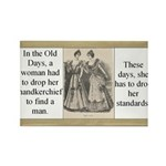 Women and Standards Magnets