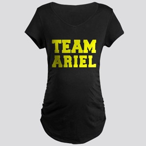 TEAM ARIEL Maternity T-Shirt