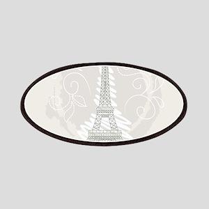 Beautiful Paris Patches