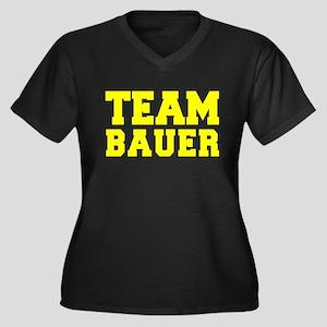TEAM BAUER Plus Size T-Shirt