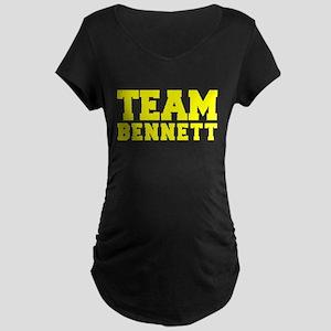 TEAM BENNETT Maternity T-Shirt