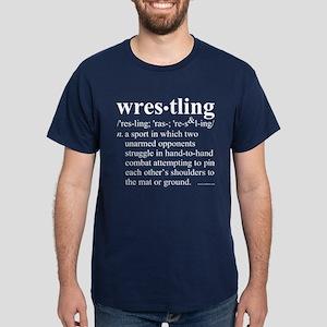 Wrestling Definition T-Shirt