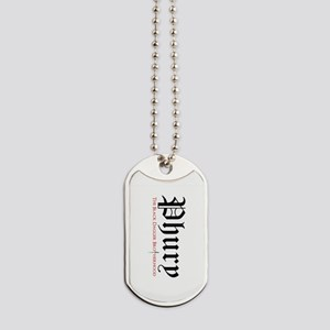 Phury Dog Tags