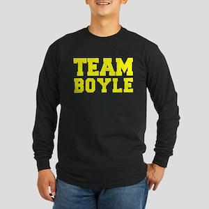 TEAM BOYLE Long Sleeve T-Shirt