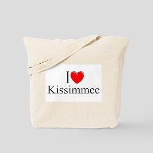 """""""I Love Kissimmee"""" Tote Bag"""