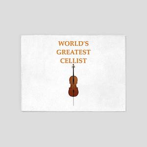 cello 5'x7'Area Rug