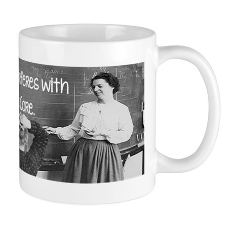 Common Core School Mugs