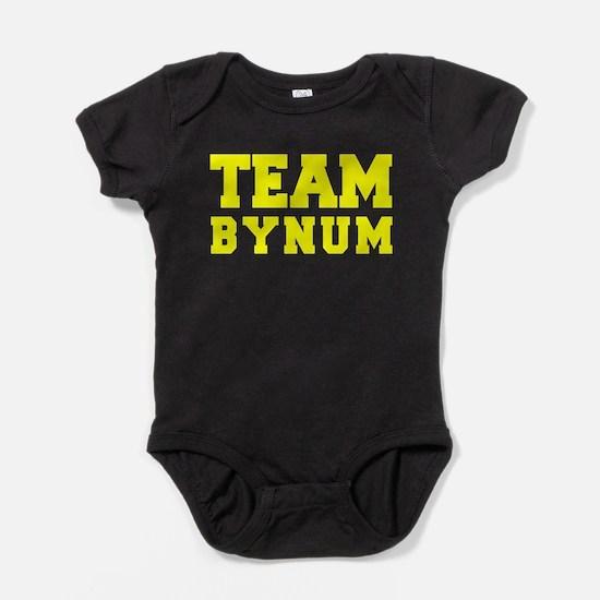 TEAM BYNUM Baby Bodysuit