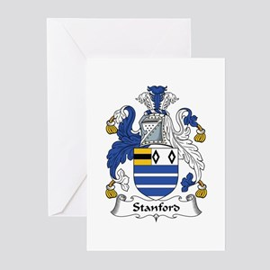 Stanford I Greeting Cards (Pk of 10)