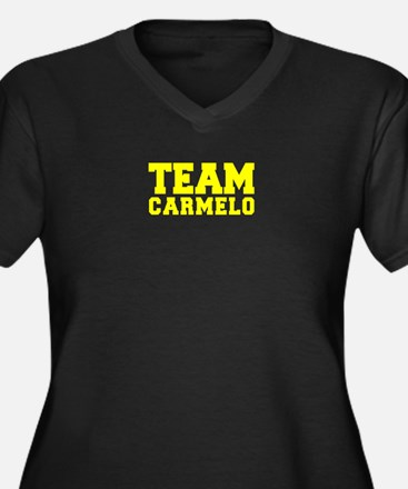TEAM CARMELO Plus Size T-Shirt