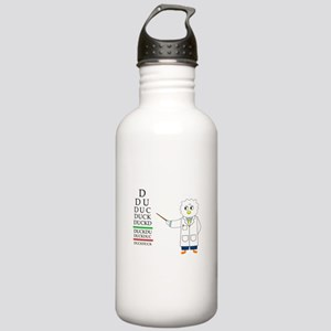 Eye Exam Stainless Water Bottle 1.0L