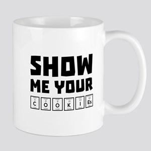 Show me your cookies nerd Ch454 Mugs