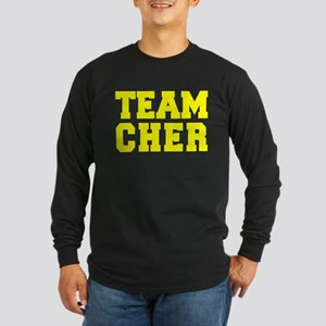 TEAM CHER Long Sleeve T-Shirt