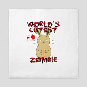 Worlds Cutest Zombie Queen Duvet