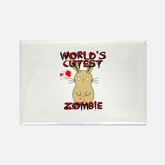 Worlds Cutest Zombie Magnets