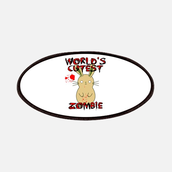 Worlds Cutest Zombie Patches