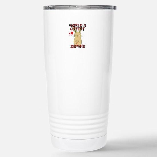Worlds Cutest Zombie Travel Mug