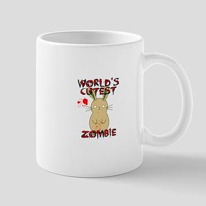 Worlds Cutest Zombie Mugs