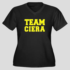 TEAM CIERA Plus Size T-Shirt