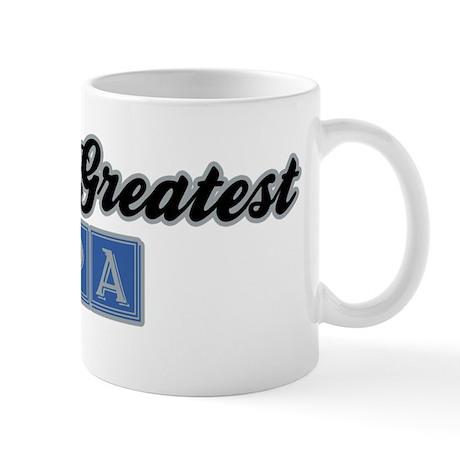 World's Greatest Opa (1) Mug