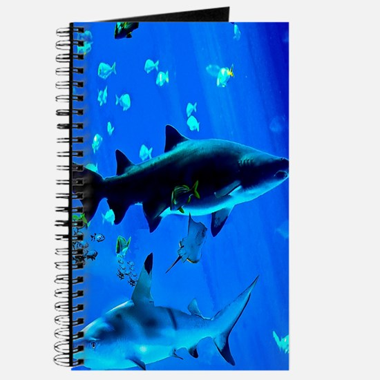 2 Black Tipped Sharks Journal