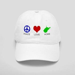 Peace Love Home Cap