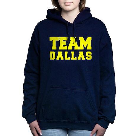TEAM DALLAS Women's Hooded Sweatshirt