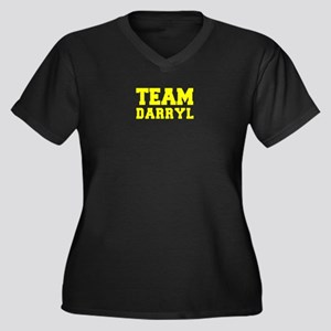 TEAM DARRYL Plus Size T-Shirt