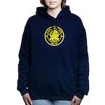 USS CASCADE Women's Hooded Sweatshirt